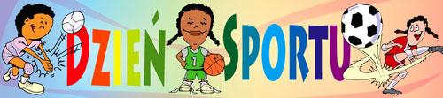 Znalezione obrazy dla zapytania dzien dziecka dzień sportu szkolnego